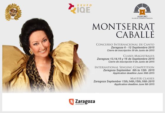 Concurso Montserrat Caballé